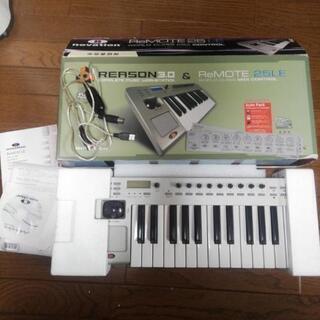 MIDI  キーボード Remote 25LE