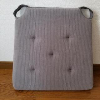 イケア 椅子用 クッション 2個セット