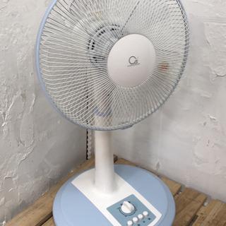ボタン式 扇風機 CSBF-3011T #家電
