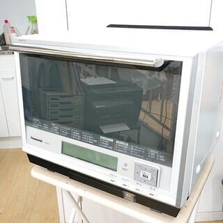 Panasonic スチームオーブンレンジ 角皿2枚付き☆201...