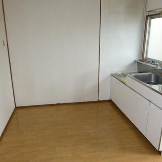 真鍋エリアで初期費用3万円で入居出来る 2DKのアパートです。 猫や小動物の飼育相談可能(犬不可)敷金のお預かりがあります。 − 茨城県