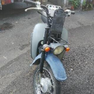 SUZUKI(スズキ)バーディ50cc 4サイクル
