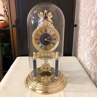 アンティーク美品!!SEIKOガラスドーム置き時計