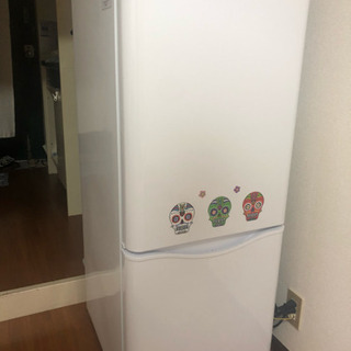 [決まりました]使用1年 冷蔵庫 一人暮らし用