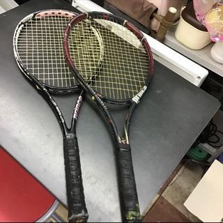 テニスラケット 2本セット