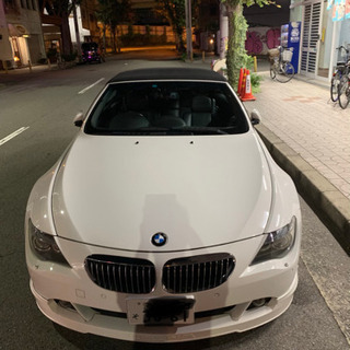 BMW6501i カブリオレ