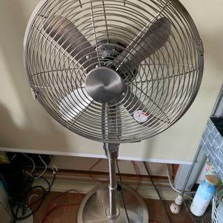値引き可‼️、オマケ付き 最後のメタルリモコン付き扇風機