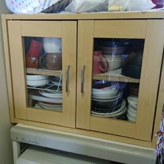 単身向け 食器棚
