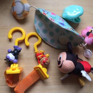 ベビーカー用 おもちゃ