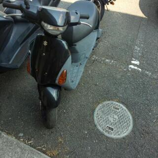 スズキ レッツ4原付バイク50cc