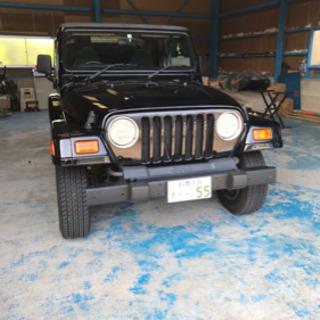 jeep ラングラー tj 9万キロ  検32年5月