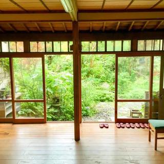 鎌倉古民家ヨガ