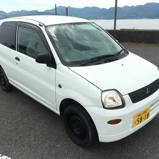 (売約済)平成23年 三菱 ミニカバン ライラ H42V 3ドア...