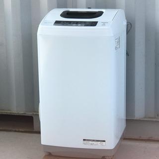 美品!日立 洗濯機◇5kg◇2016年製◇NW-5WR◆JW-0034
