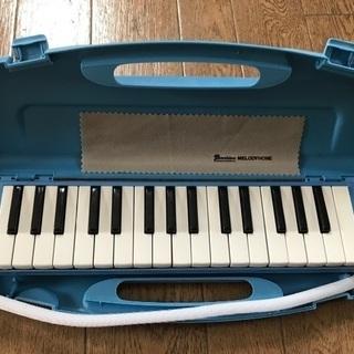 [未使用]鍵盤ハーモニカ
