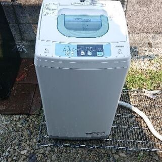 日立 全自動洗濯機 2015年製 5kg 正常動作品