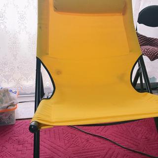 椅子 少し汚れあり