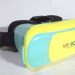 未使用●スマホで3D体験★VRゴーグル★VR box