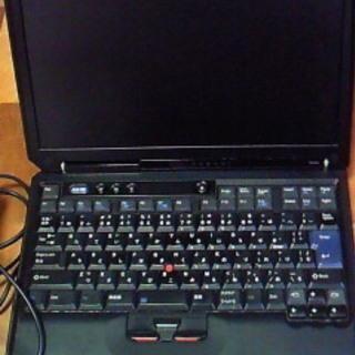 IBM 14型 ノートパソコン PC ThinkPad R40e...