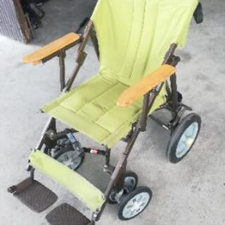 車椅子 コンパクト 折りたたみ 川村技研製