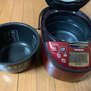 HITACHI炊飯器五合