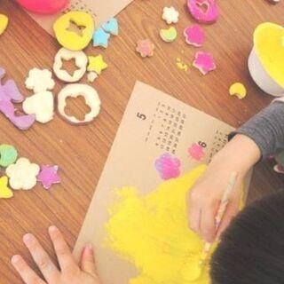 こども夏休み絵画宿題⭐特別教室