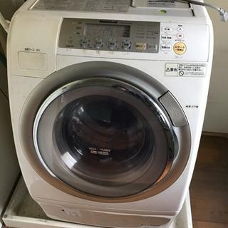 【お話中】ドラム式洗濯機