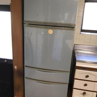 【商談中】古い冷蔵庫