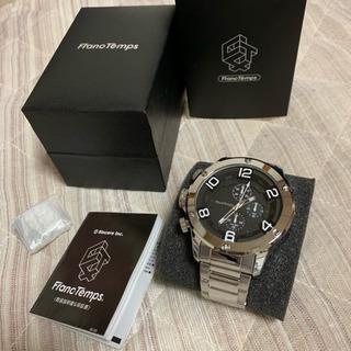腕時計 メンズ Franc Temps