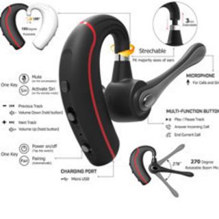 高機能ワイヤレスヘッドセット(新品)