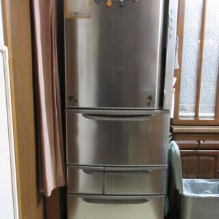 商談中!日立冷凍冷蔵庫 460L 5ドア左開きタイプ
