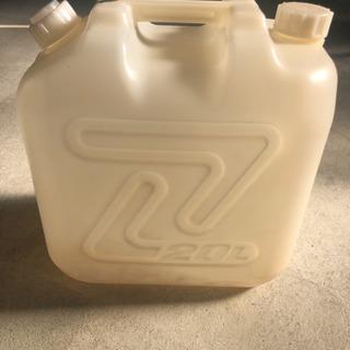 灯油ポリタンク20L