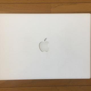 ジャンク MacBook 白
