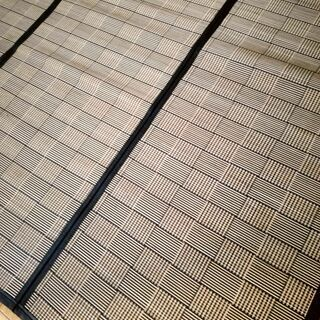 竹ラグ バンブーラグ 3畳 180×240cm 竹カーペット 折...
