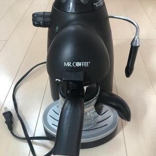Mr. Coffeeのエスプレッソマシーン