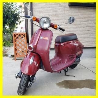 実働!HONDA ジョルノ GIORNO 原付バイク スクーター