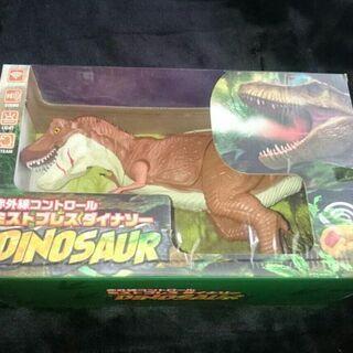 【R/C ティラノサウルス】人気の景品☆