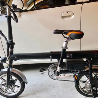 電動バイク (フル電動自転車)