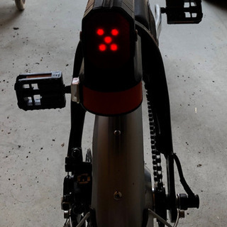 電動バイク (フル電動自転車) - バイク