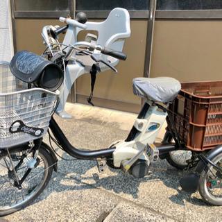 電動アシスト三輪自転車