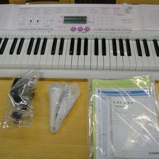 CASIO 光ナビゲーションキーボード(61鍵盤) LK-107...