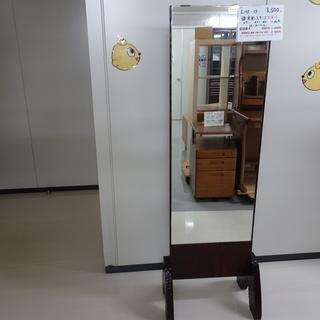 鎌倉彫スタンドミラー(R108-01)