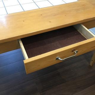 リビングタイルテーブル
