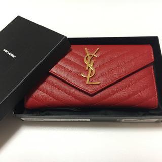Yves Saint Laurent長財布(値下げしました)