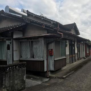 臼杵市野津町広い倉庫付き平屋 トータル538平米