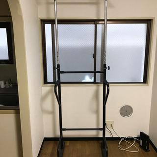 懸垂マシン(ぶら下がり健康器具)を4000円で譲ります!