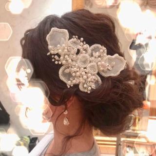 Annan wedding ヘッドドレス ウェディング 結婚式 ...