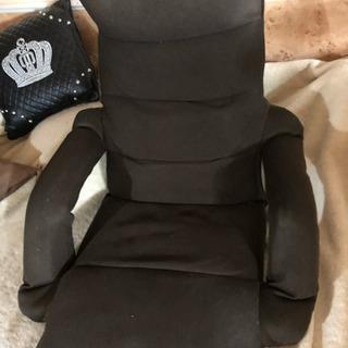 ニトリ 肘掛け付き座椅子