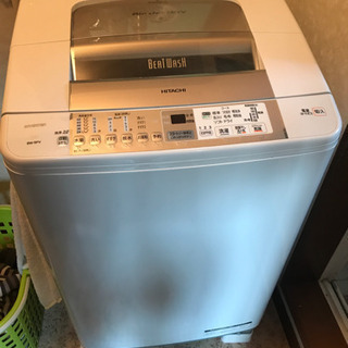 日立製 洗濯機