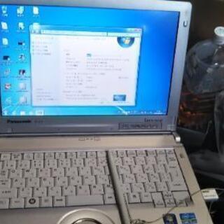 【断捨離処分】タッチパネル レッツノート Core i5  4G...